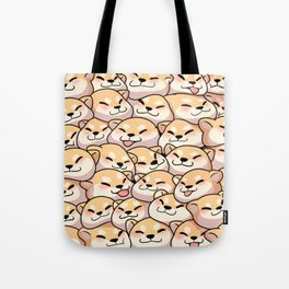 Dogpile Tote Bag
