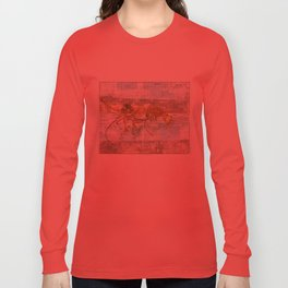 Red Lobster Long Sleeve T-shirt