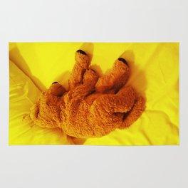 Love is... Teddy dog Rug