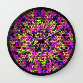 Candy Pips Wall Clock