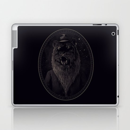 Call of the Wild Night Laptop & iPad Skin