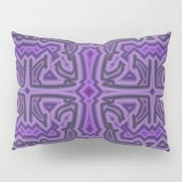 L - pattern b Pillow Sham
