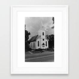 Salem Sabatier III Framed Art Print