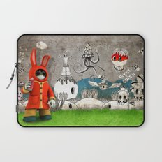 Super Bunny Laptop Sleeve