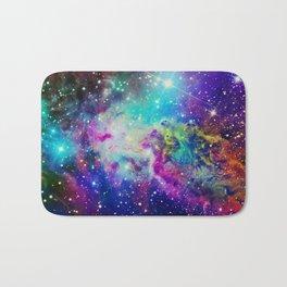 Fox Nebula Bath Mat