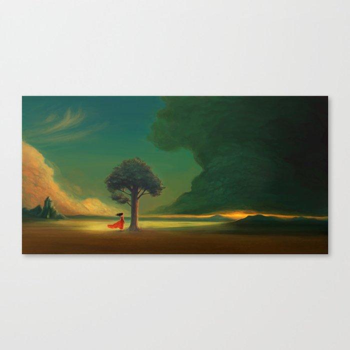 Wondrous Canvas Print