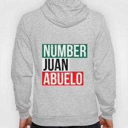 Best Abuelo Ever Mexican Spanish Grandfather Abuelo Hoody