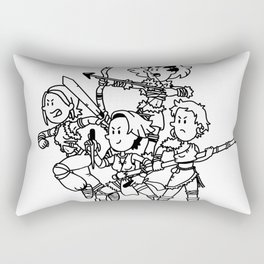 AMAZONS Rectangular Pillow