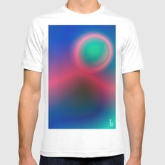 Electric I Mens Fitted Tee White MEDIUM
