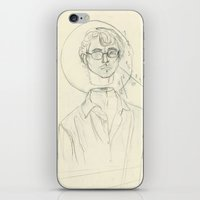 will graham iPhone & iPod Skins featuring Will Graham  by InariRaith