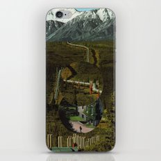 As For the Troubles You Will Face, I Can Only Say Good Luck iPhone & iPod Skin