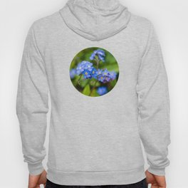 Forget-Me-Nots 1 Hoody