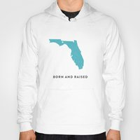 florida Hoodies featuring Florida by Hunter Ellenbarger