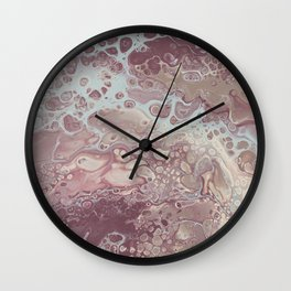 Autumn Breeze Wall Clock