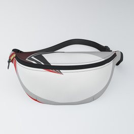 Colours in a circle Fanny Pack