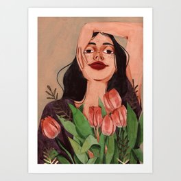 Special Affair Art Print