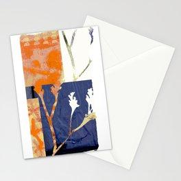 botanical collage 01 Stationery Cards