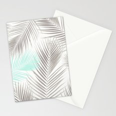Tropical Palms  Stationery Cards
