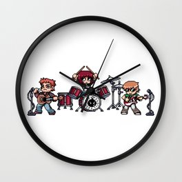 We Are Sex Bob-omb Wall Clock