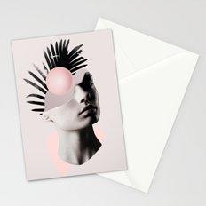Empty mind Stationery Cards