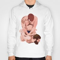 boys Hoodies featuring Boys by IN SEARCH OF GOOD THINGS