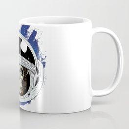 Space Chimp Coffee Mug