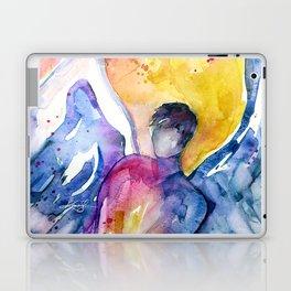 Luke Angel by Kathy Morton Stanion Laptop & iPad Skin