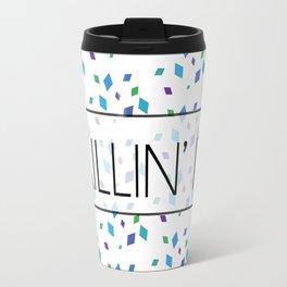 Killin' It Confetti Travel Mug