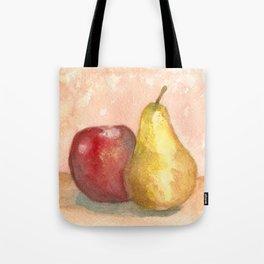 A Fruity Pair Tote Bag