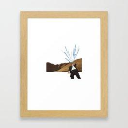 mr. sandman Framed Art Print