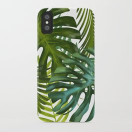 Palm and Monstra iPhone Case