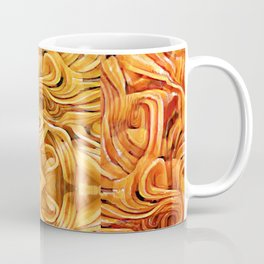 Abstract Chinese Noodle Coffee Mug