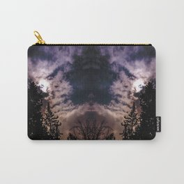Sky & trees Carry-All Pouch