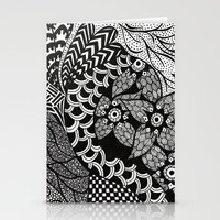 henna Stationery Cards featuring Henna by JessicaR