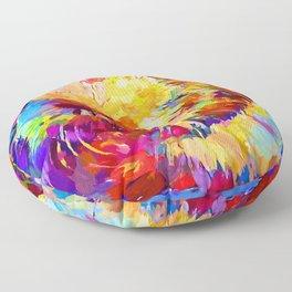 Guinea Pig Floor Pillow