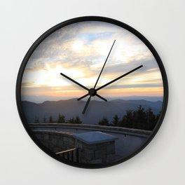 Super Skies Wall Clock