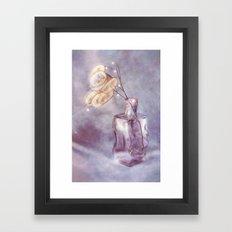LITTLE TEARDROPS Framed Art Print