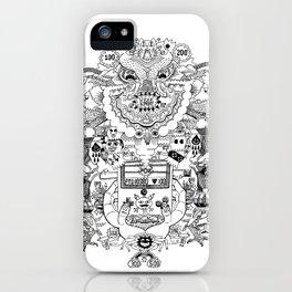 Ri-Damn-Diculous iPhone Case