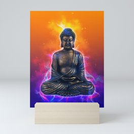 Buddha Art Mini Art Print