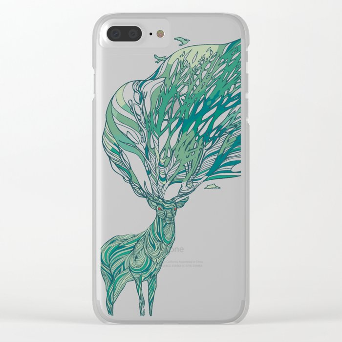 How Good It Feels Clear iPhone Case