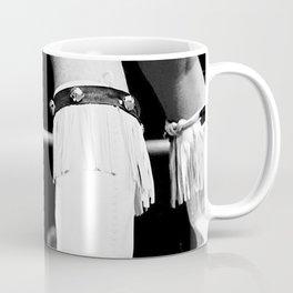 wrestling boots Coffee Mug