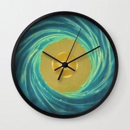 swurly Wall Clock