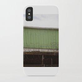 woodstock security iPhone Case