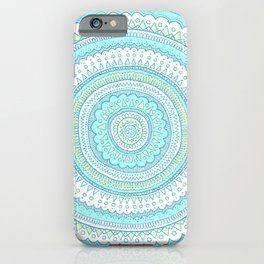 Dreamy Carousel iPhone Case