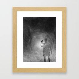 Ghost Stories Framed Art Print