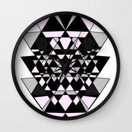 azteca nueva Wall Clock