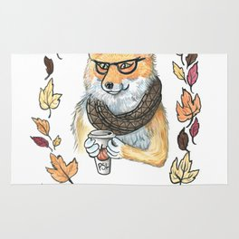 Basic fox Rug