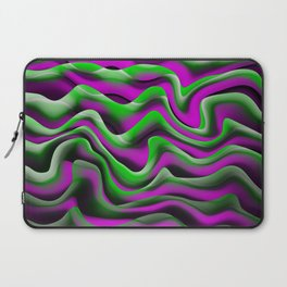 purple green alga Laptop Sleeve