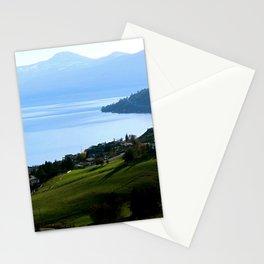 Lake Okanagan  Stationery Cards