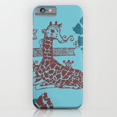 Giraffa camelopardalis Slim Case iPhone 6s
